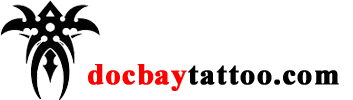 Docbay tattoo logo
